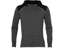 THERMOPOLIS HOODY, Dark Grey Heather
