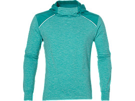 THERMOPOLIS HOODY, Lapis Heather