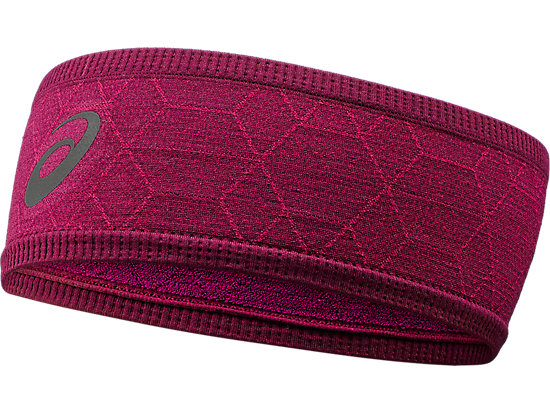 HEADBAND GRAPHIC, Prune/ Cosmo Pink
