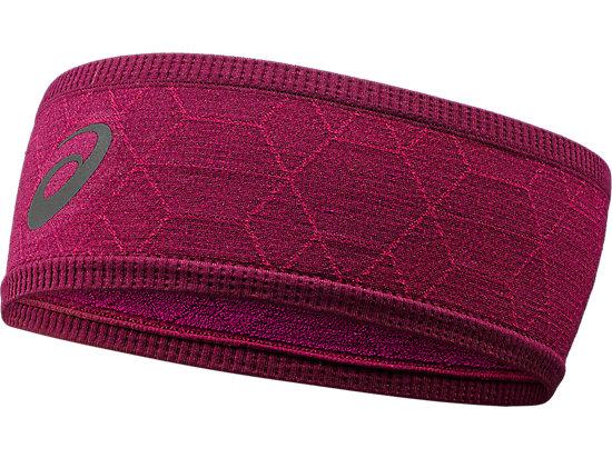HEADBAND GRAPHIC, Prune/ Cosmo Pink