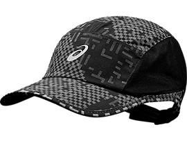 CASQUETTE DE RUNNING LITE-SHOW UNISEXE, Lite Stripe Performance Black