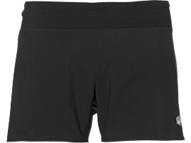 "4"" SHORTS, Performance Black"