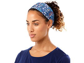 LP HEADBAND, Indigo Blue