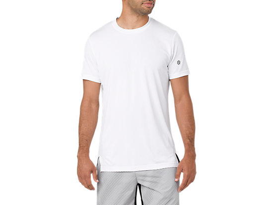 GEL-COOL SS TOP, BRILLIANT WHITE