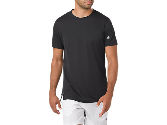 GEL-COOL SS TOP, PERFORMANCE BLACK