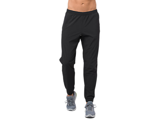 STRETCH WOVEN PANT     , Performance Black