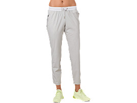 STRETCH WOVEN PANT     , Glacier Grey