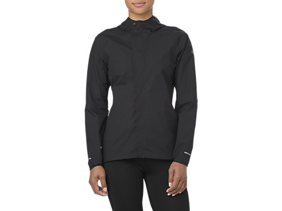 WASSERDICHTE JACKE, PERFORMANCE BLACK