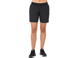 7IN SHORT, PERFORMANCE BLACK