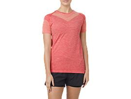 GEL-COOL SS TOP, CORALICIOUS