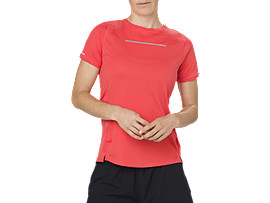 LITE-SHOW SS TOP, CORALICIOUS