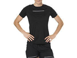 LITE-SHOW SS TOP  , Performance Black