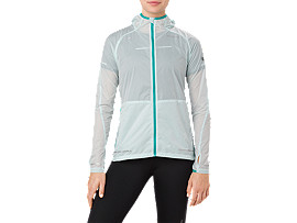 LITE-SHOW JACKET     , Lake Blue