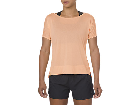 CROP TOP, APRICOT ICE