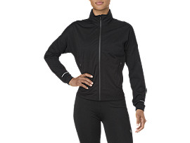 VESTE ACCELERATE, PERFORMANCE BLACK