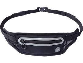WAIST POUCH L, Performance Black