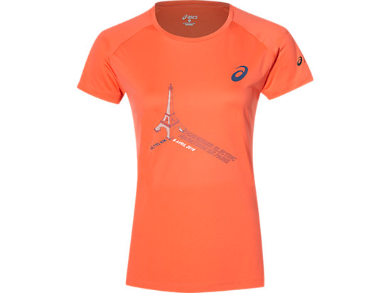 TS TECHNICAL GRAPHIC 1 T-SHIRT, DIVA PINK