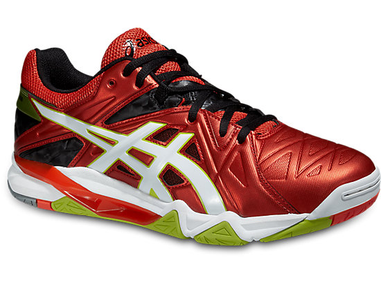 asics volleyball hombre