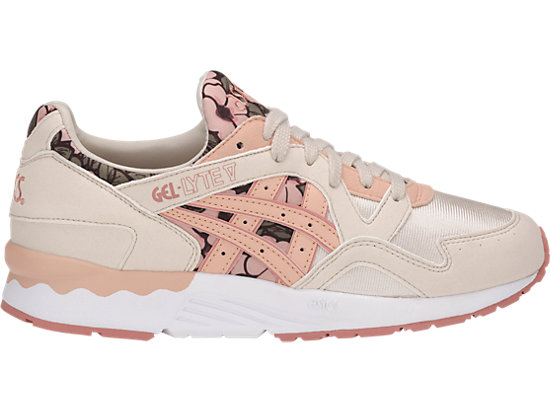 GEL-LYTE V GS, BIRCH/AMBERLIGHT