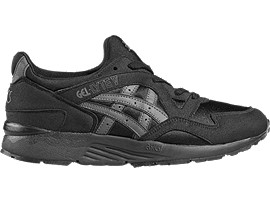 GEL-LYTE V GS, Black/Dark Grey