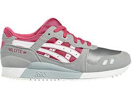 GEL-LYTE III GS, Sport Pink/White