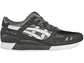 GEL-LYTE III GS, Dark Grey/White