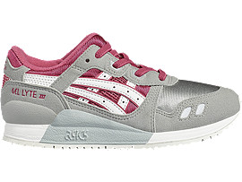 GEL-LYTE III PS, Sport Pink/White