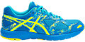 Electric Blue/Safety Yellow/Island Blue