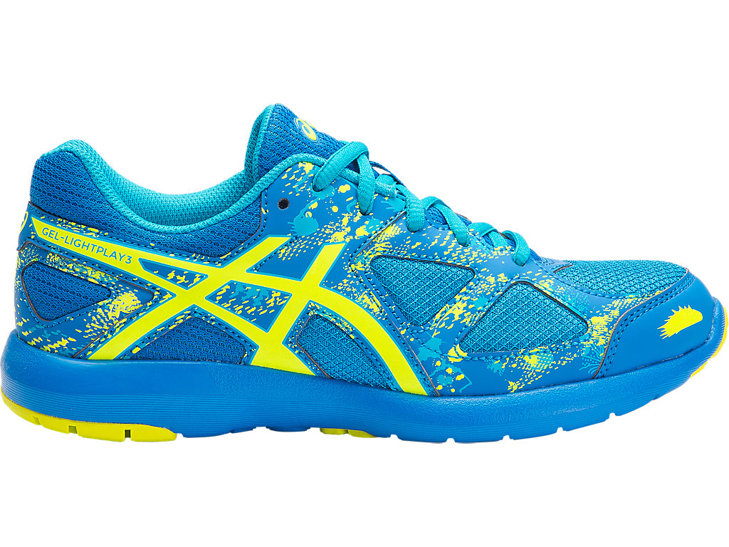 GEL-LIGHTPLAY 3 GS, Electric Blue/Safety Yellow/Island Blue
