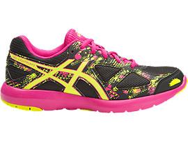 GEL-LIGHTPLAY 3 GS, Black/Safety Yellow/Sport Pink