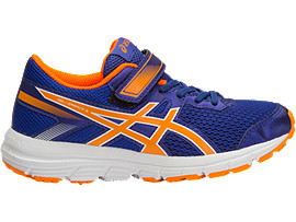 GEL-ZARACA 5 PS, Asics Blue/Autumn/White