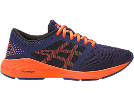 RoadHawk FF GS, Indigo Blue/Hot Orange/Black