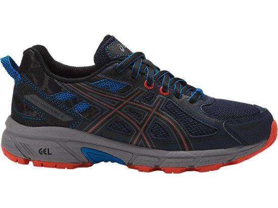 GEL-VENTURE 6 GS, Indigo Blue/Black/Electric Blue