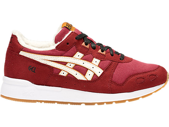 DISNEY GEL-LYTE GS, BURGUNDY/CREAM
