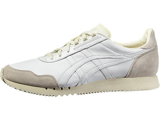 DUALIO, White/White