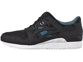 GEL-LYTE III, Black/Black