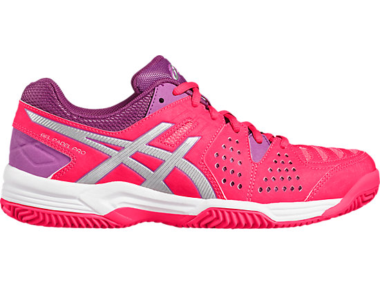 GEL-PADEL PRO 3 SG, Diva Pink/Orchid/Silver