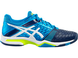 GEL-BLAST 7, Blue Jewel/White/Safety Yellow