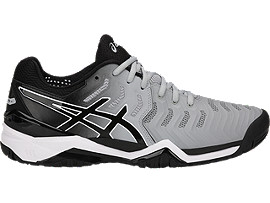 GEL-RESOLUTION 7, MID GREY/BLACK/WHITE