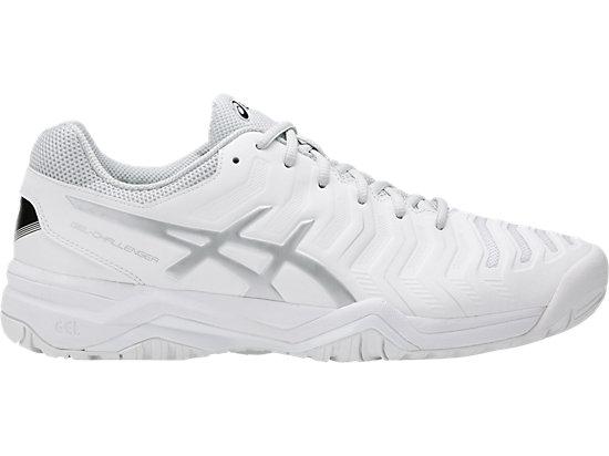 GEL-CHALLENGER 11, White/Silver
