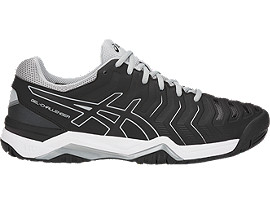 GEL-CHALLENGER 11, Black/Black/Mid Grey