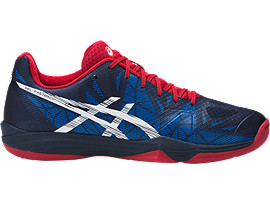 GEL-FASTBALL 3, Insignia Blue/White/Prime Red