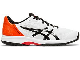 ASICS Gel - Court Speed White / Black Hombre