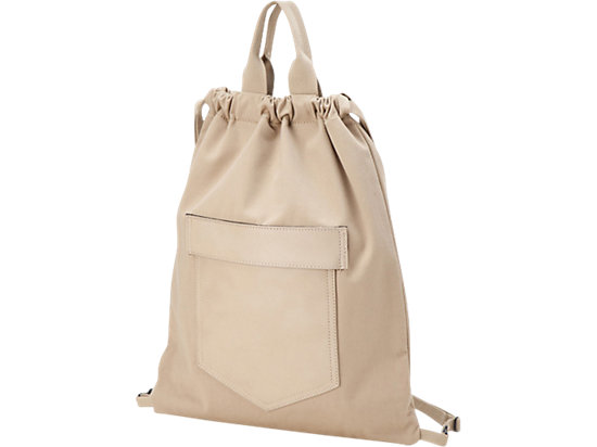 DRAWSTRING BAG, Beige