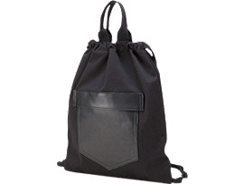 DRAWSTRING BAG, Black