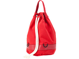 DRAWSTRING BAG, Red