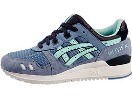 GEL-LYTE III, Stone Wash/Light Mint