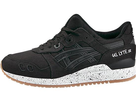 GEL-LYTE III, Black/Black