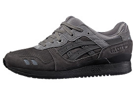 GEL-LYTE III, Dark Grey/Dark Grey