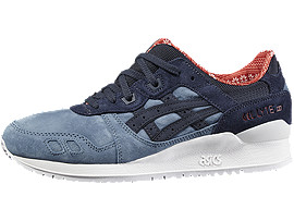 GEL-LYTE III, Blue Mirage/India Ink